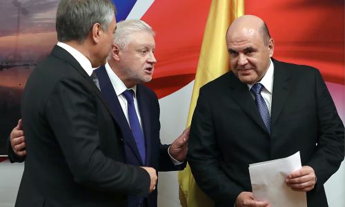 Путин дал четкий наказ правительству Мишустина