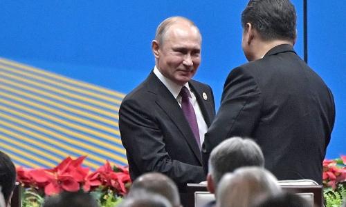 Путин предложил нового кандидата в президенты прямо из зала: