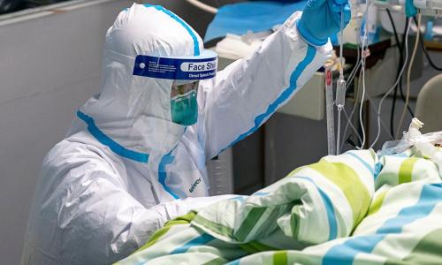 России спрогнозировали эпидемию коронавируса