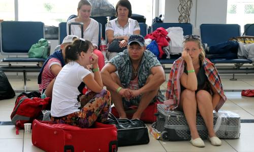Эксперты выяснили, насколько чистоплотны россияне-туристы