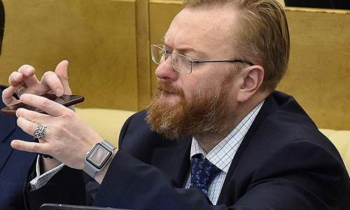 Милонов, возмущенный кремами из мертвых детей, предложил поправку в Конституцию