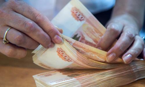 В России объём наличных денег вырос до рекордного уровня