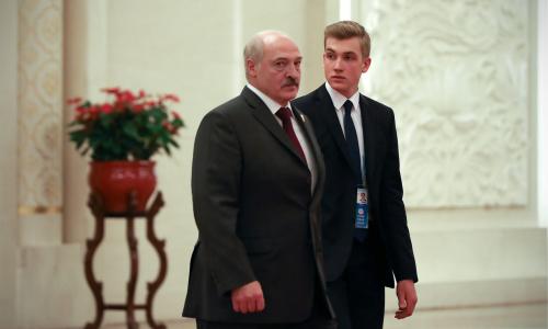 Личный врач президента: что известно о предполагаемой матери Лукашенко-младшего