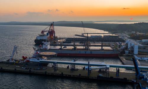 США пригрозили финансово уничтожить немецкий порт из-за «Северного потока-2»