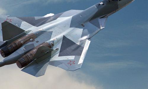 Истребитель пятого поколения Су-57 получил защиту от ядерного взрыва