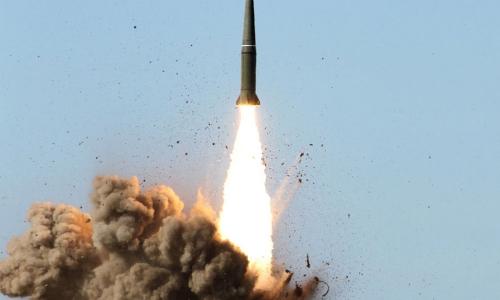 Сокрушительный ракетный удар: Россия произвела массированный пуск «Искандеров». Видео