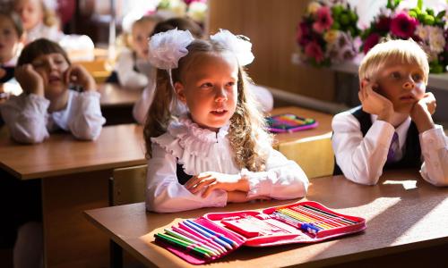 Назван формат обучения в российских школах с 1 сентября