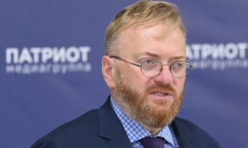 Милонов предложил прямые выплаты для россиян