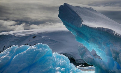 В Антарктиде обнаружили возможный корабль нацистов