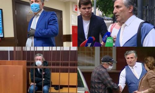 Адвокат Михаила Ефремова назвал виновных в случившемся у актера инсульте