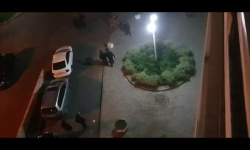 В Белоруссии таксист эффектно спас протестующего от силовиков - видео стало хитом интернета