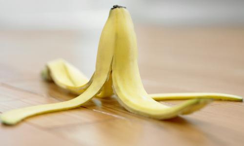 Почему ни в коем случае нельзя выбрасывать кожуру банана