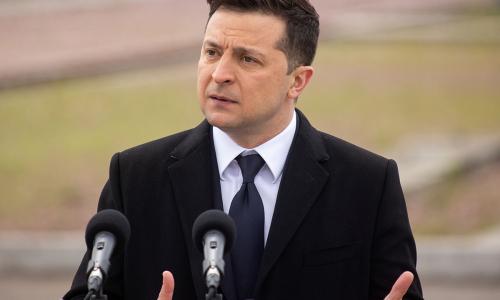 От Зеленского потребовали отказаться от всех обвинений в адрес Медведчука