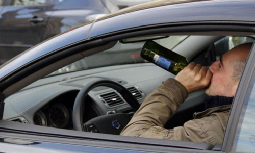 Интересное наказание для пьяных водителей в разных странах