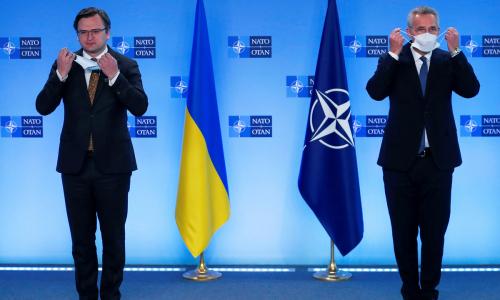 Условия вступления Украины в НАТО сочли недостаточными