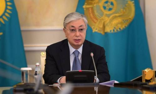 О риске дефицита продовольствия высказался Токаев