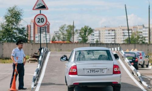 В ГИБДД изменили план нового экзамена по вождению
