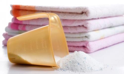 Чем опасен стиральный порошок?