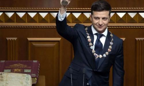 Зеленский позволил себе новый выпад против России