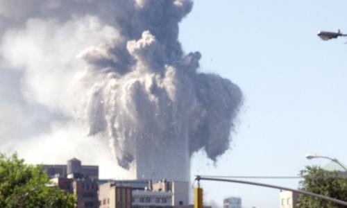 Опубликованы неизвестные фото теракта 11 сентября