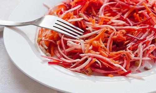 Салат «Метелка» — очистите кишечник и похудейте за 2 дня
