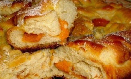 Дешевый, простой и вкусный пирог - быстро готовится и не приедается