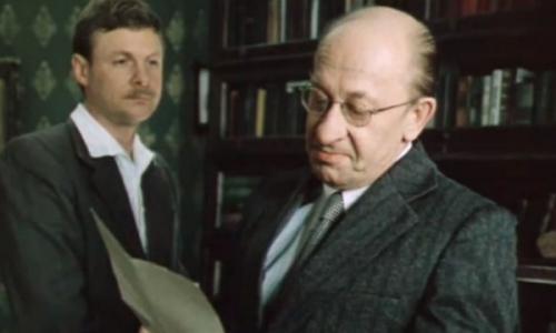 Каким был первый советский сериал