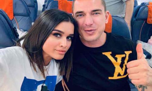 В Сети обсуждают разрыв Ксении Бородиной с мужем
