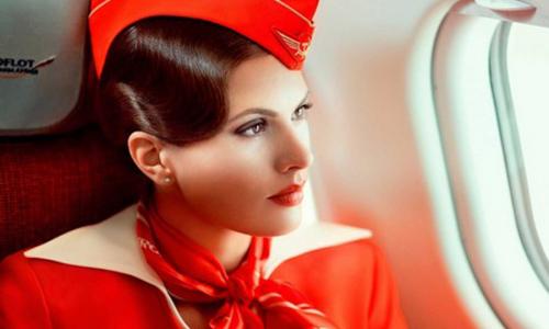 Самые сексуальные стюардессы мира