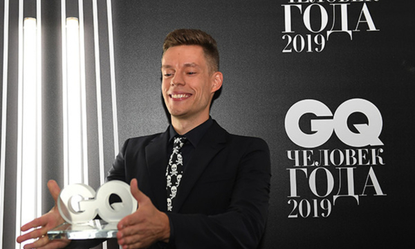 Дудь стал «Человеком года» по версии GQ и призвал не молчать о беспределе
