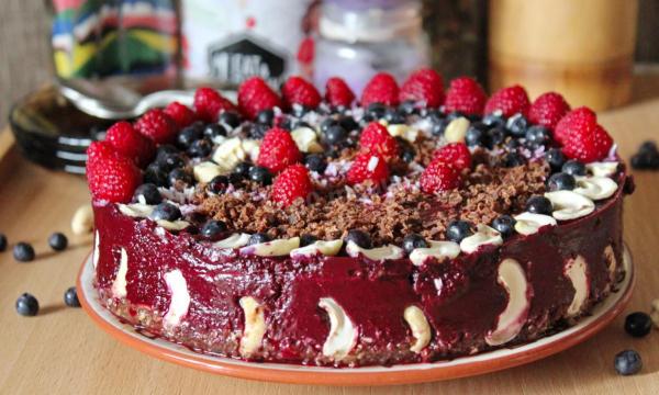 Даже без муки можно приготовить вкусный торт