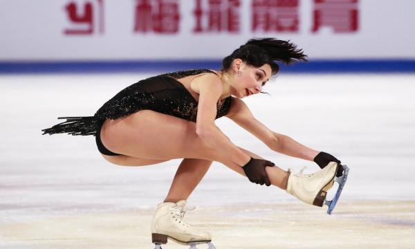 Туктамышева провалилась на этапе Гран-при в Китае