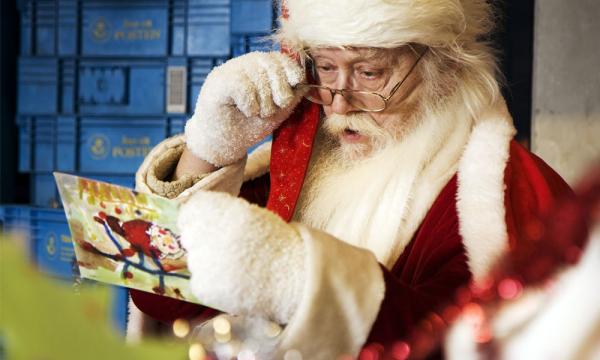 Обнародовано, что просят российские дети у Деда Мороза