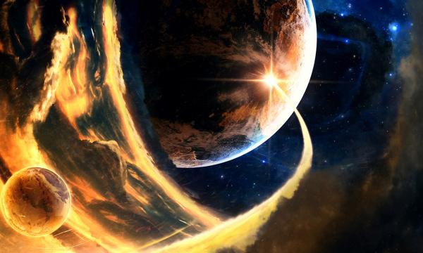Коллапс из-за Луны: конец света наступает