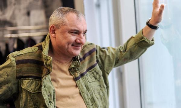 Постаревший Николай Фоменко превратился в Горбачева. Фото