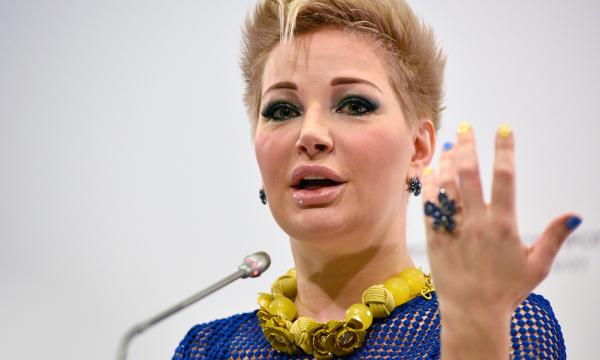 Сильно располневшая Максакова заговорила о женском обрезании