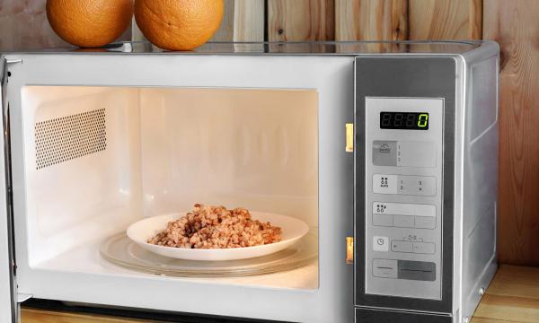 Какую еду необходимо готовить в микроволновке
