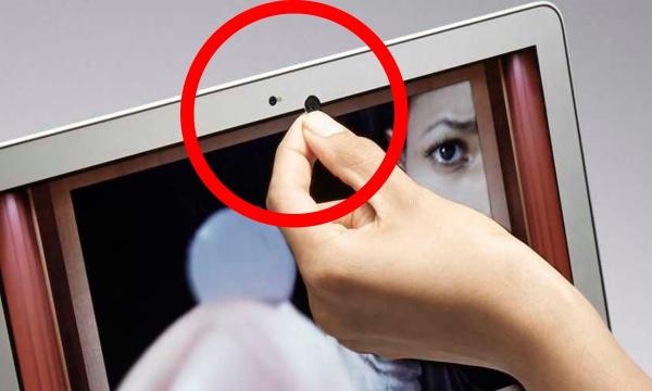 Почему нужно закрывать камеру на ноутбуке
