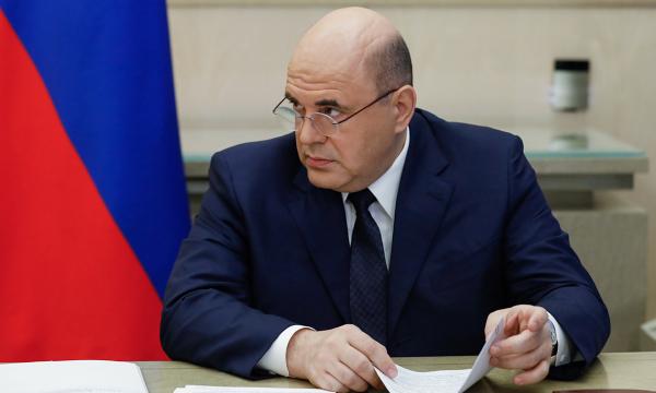 Мишустин поручил увеличить пенсии ряду россиян с 1 октября