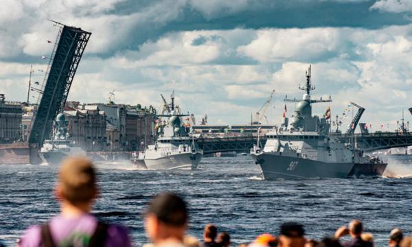 Раскрыты масштабы упадка ВМФ России