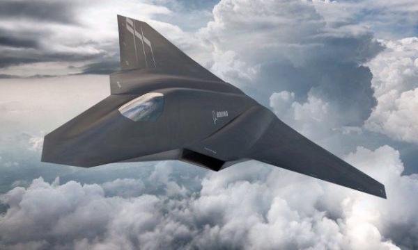 ВВС США испытали «истребитель шестого поколения»