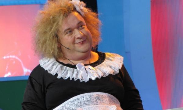 Юморист «Кривого зеркала» Александр Морозов похудел почти на полцентнера