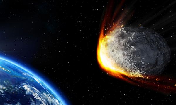 К Земле летит смертоносный астероид