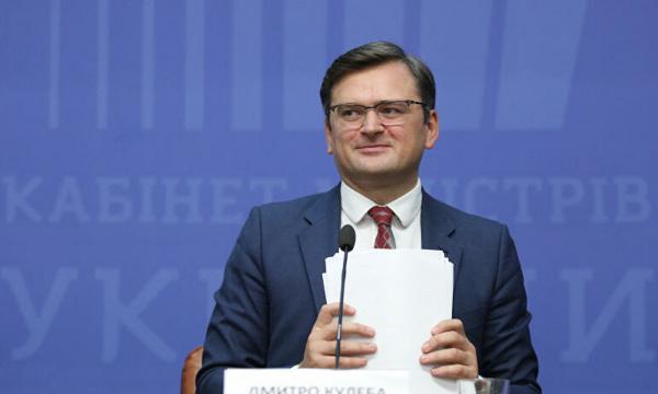 Глава МИД Украины назвал условие открытия огня по Донбассу