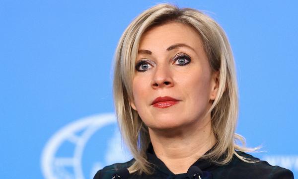 Захарова раскритиковала CNN за выдачу фото украинских танков за российские
