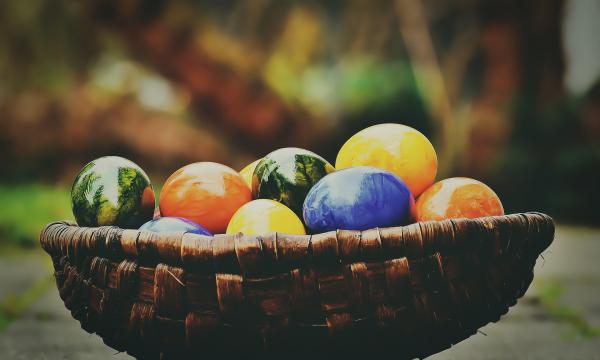 Сколько можно хранить вареные яйца после Пасхи