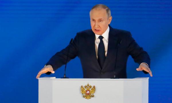 Путин закрыл небо для НАТО. Что это значит