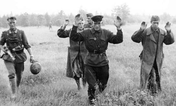 Каких советских женщин немцы не брали в плен