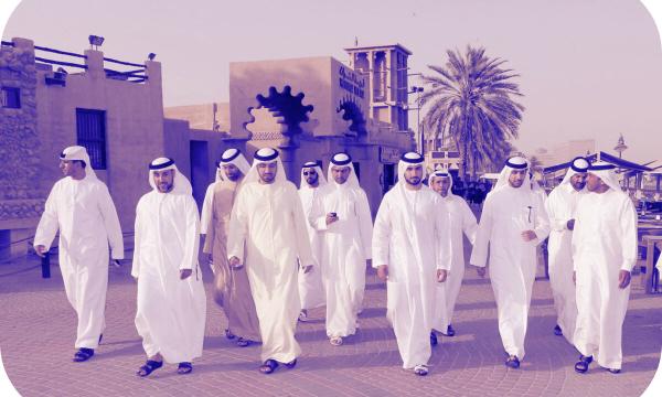 Почему арабы в Дубае носят белое платье и оно всегда идеально чистое