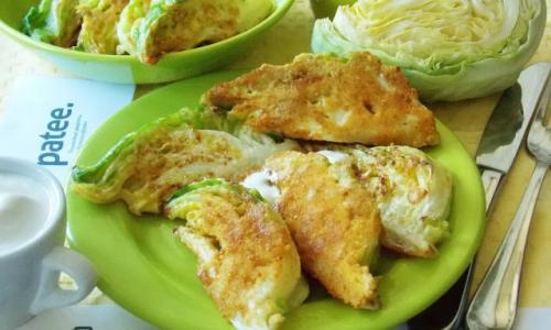Дешевый рецепт из капусты. Можно есть хоть каждый день